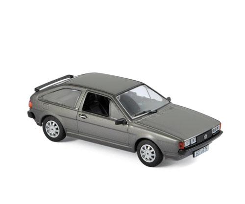 840095  Volkswagen Scirocco II 1981, Antracietgrijs met., Norev