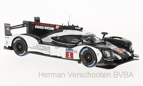 LMM245  Porsche 919 Hybrid #1 Le Mans 2016, Ixo
