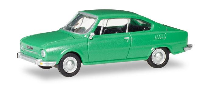 28882  Skoda 110 R, groen, Herpa