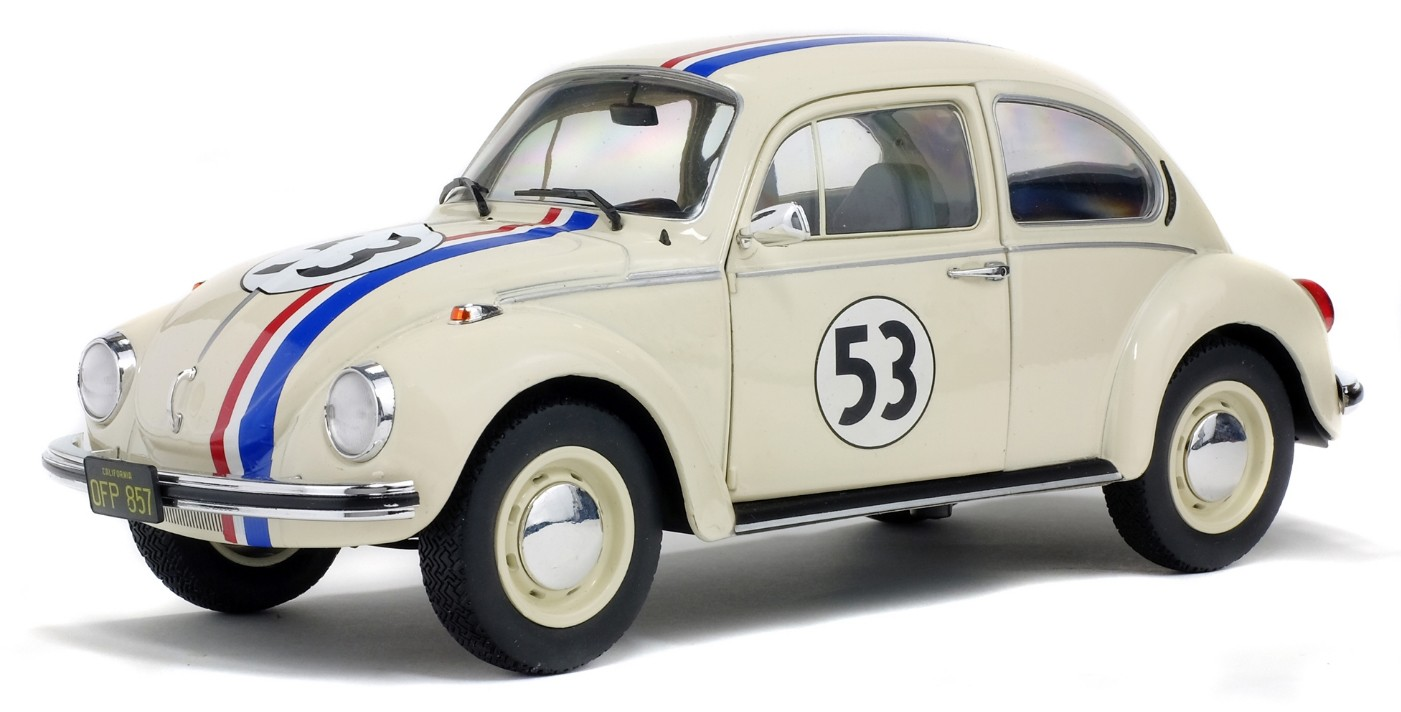 S1800505    VW Kever 1303 Racer #53, Solido