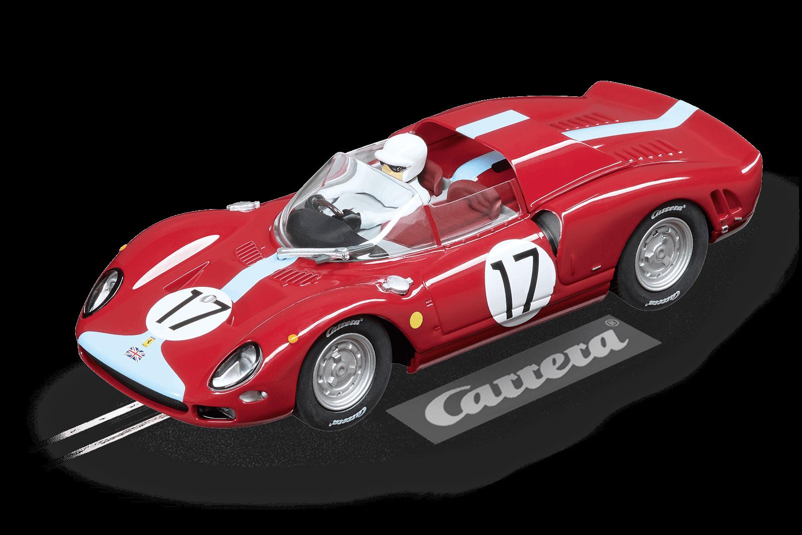 """30834  DIG132: Ferrari 365 P2 Maranello Concessionaires Ltd. """"No. 17"""", Carrera"""