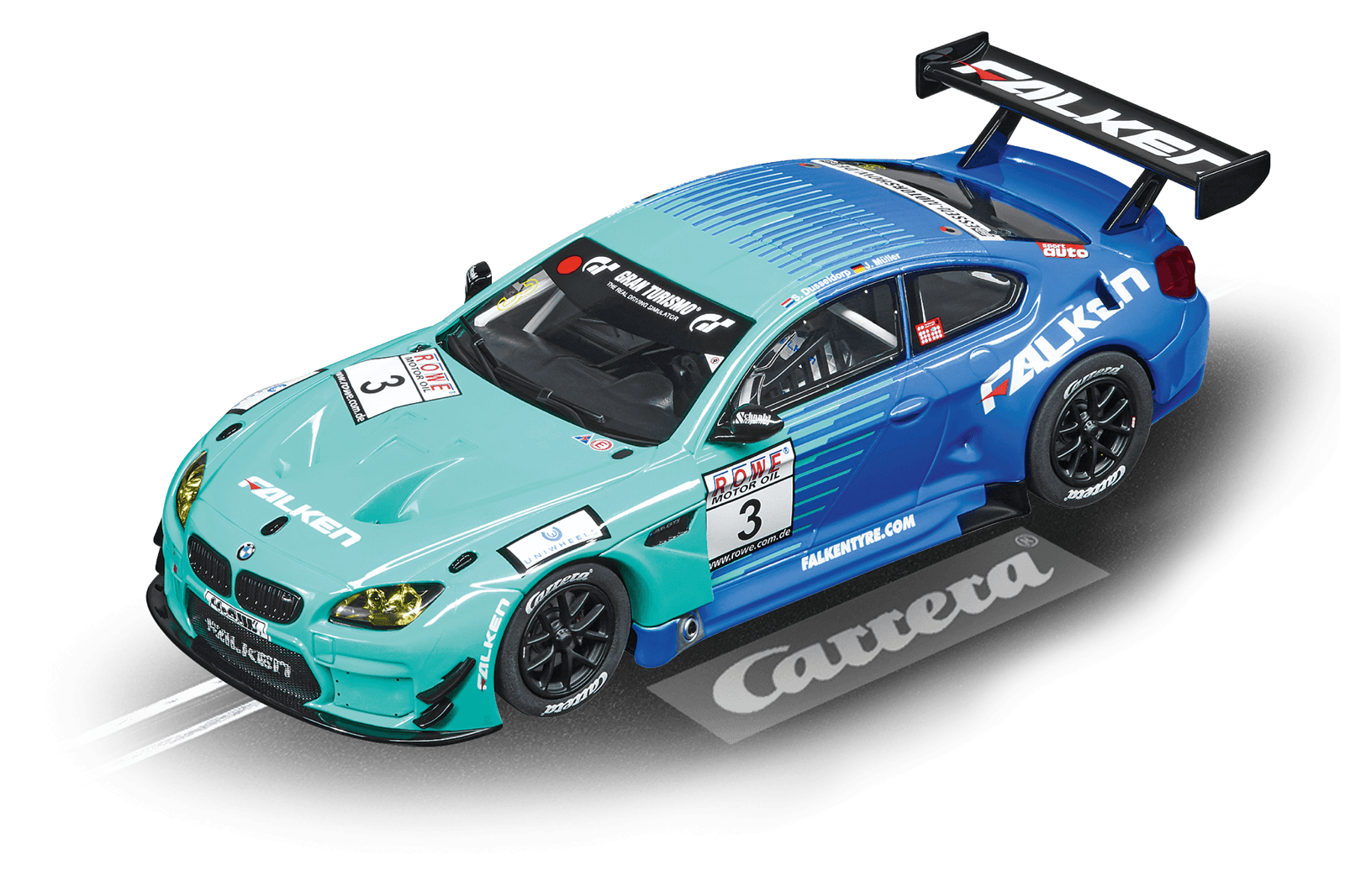 "27576    Evo: BMW M6 GT3 ""Team Falken, No.3"", Carrera"