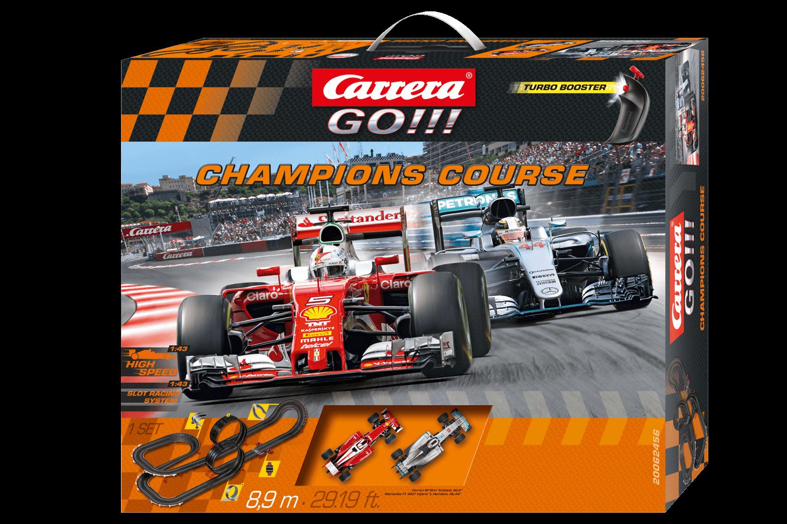 """62456  Go!!! """"Champions Course"""", Carrera"""