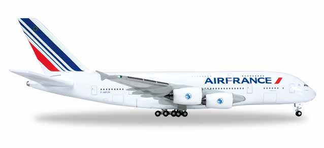"515634-004    Airbus A380-800 ""Air France"", Herpa Wings"