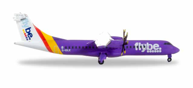 "531368    ATR-72-500 ""FlyBe"", Herpa Wings"