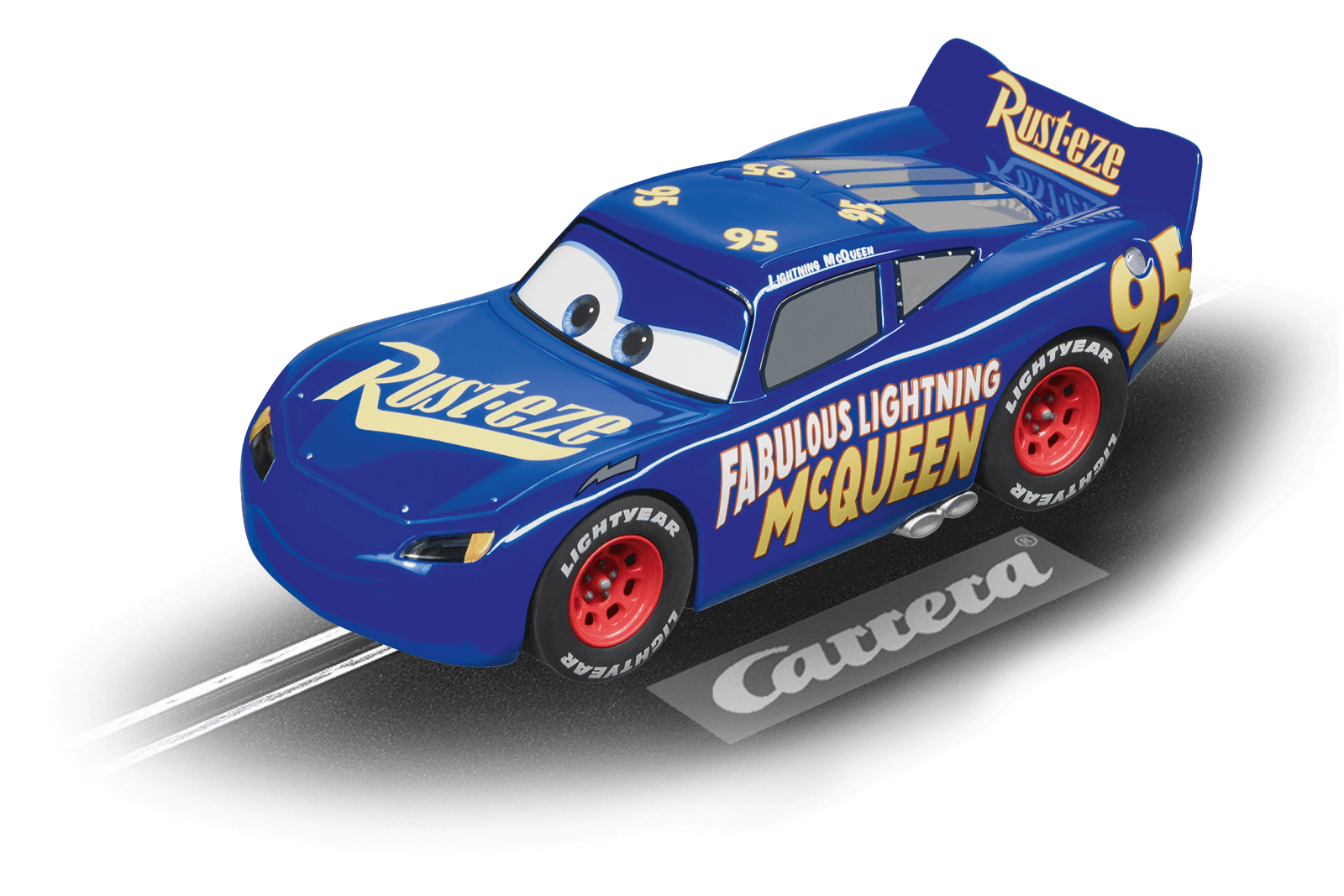 30859  DIG132 Disney·Pixar Cars - Fabulous Lightning McQueen, Carrera