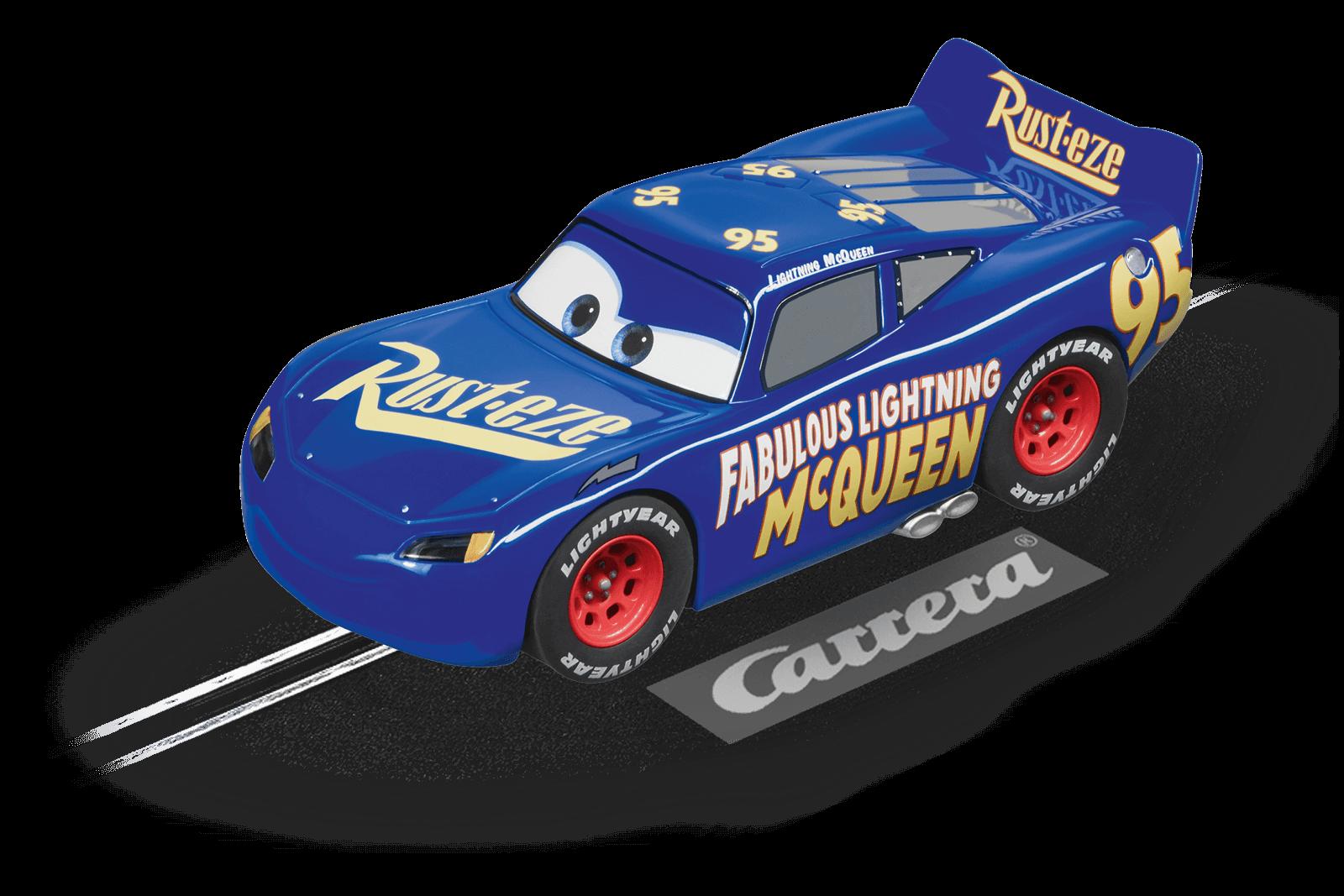 27585  Evo Disney·Pixar Cars - Fabulous Lightning McQueen