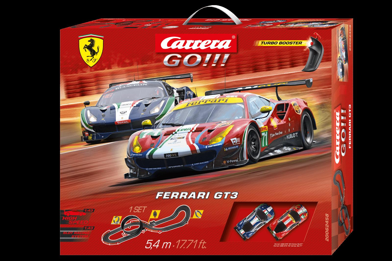 62458  Go!!! : Ferrari GT3, Carrera