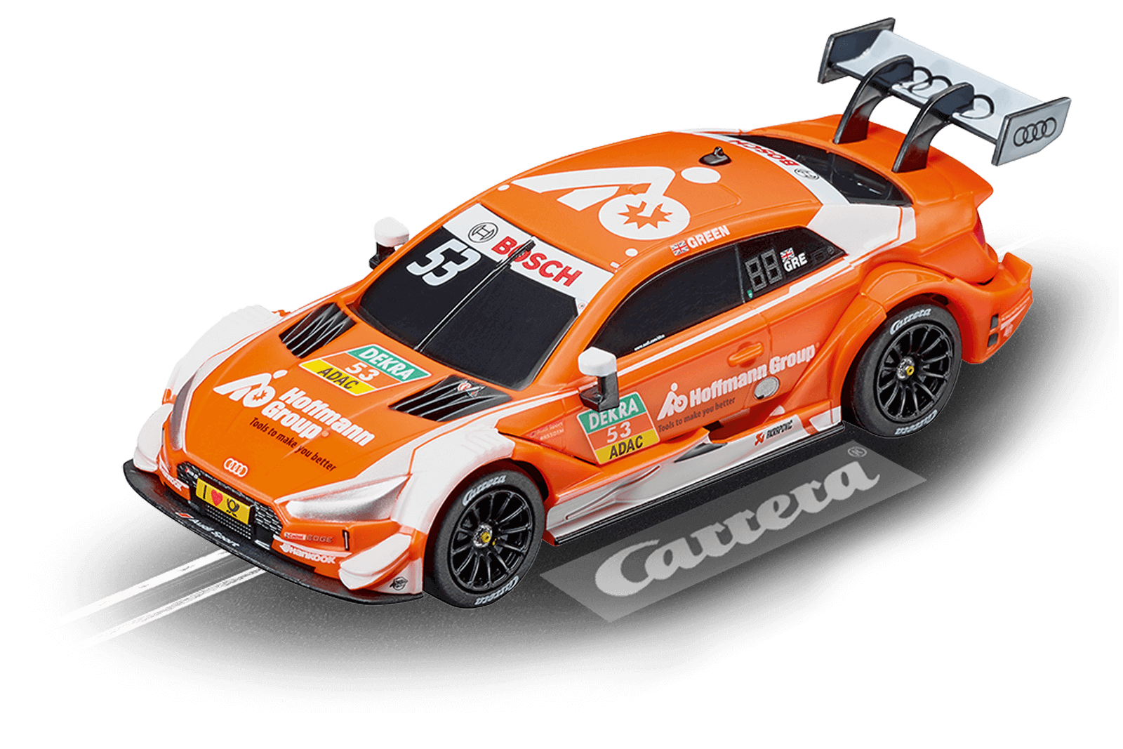 "64112    Go!!! : Audi RS 5 DTM ""J. Green, No.53"", Carrera"