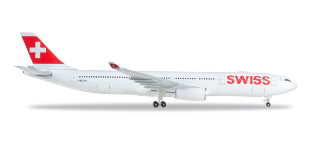"523134-003    Airbus A330-300 ""Swiss International Air Lines"", Herpa Wings"