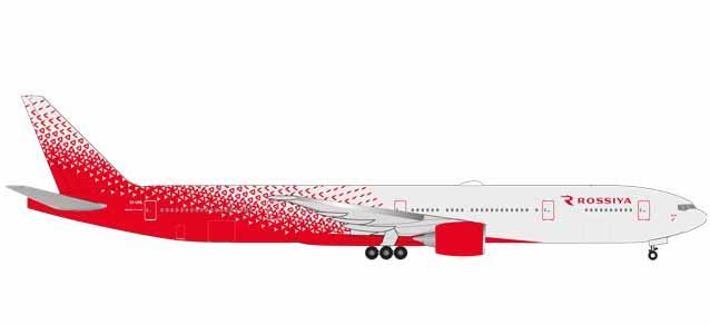"""531481  Boeing 777-300 """"Rossiya"""", Herpa Wings"""