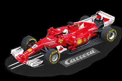 "27575  Evo: Ferrari SF70H ""S.Vettel, No.5"", Carrera"