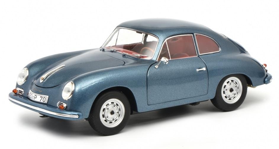 450031200  Porsche 356 A Carrera Coupé, Schuco