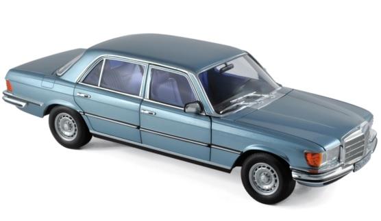 183457 Mercedes-Benz 450 SEL 6.9 1976, grijsblauw met., Norev