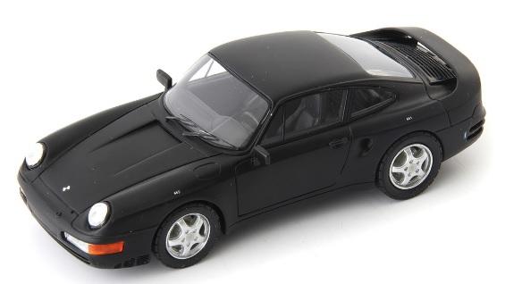 06031 Porsche 965 V8 Prototype 1988, zwart, Autocult