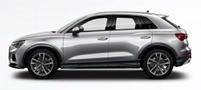 501.18.036.31 Audi Q3 2018, Floret Silver, Audi