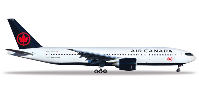 "531801 Boeing 777-200LR ""Air Canada"", Herpa Wings"
