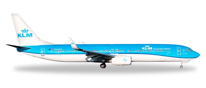 """531962 Boeing 737-900 """"KLM Buizerd (NL)"""", Herpa Wings"""