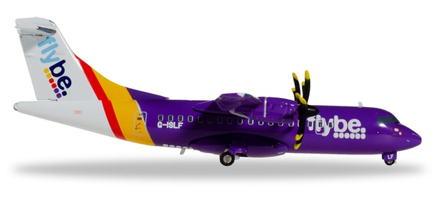 "559331 ATR-42-500 ""FlyBe (Blue Islands Airways)"", Herpa Wings"