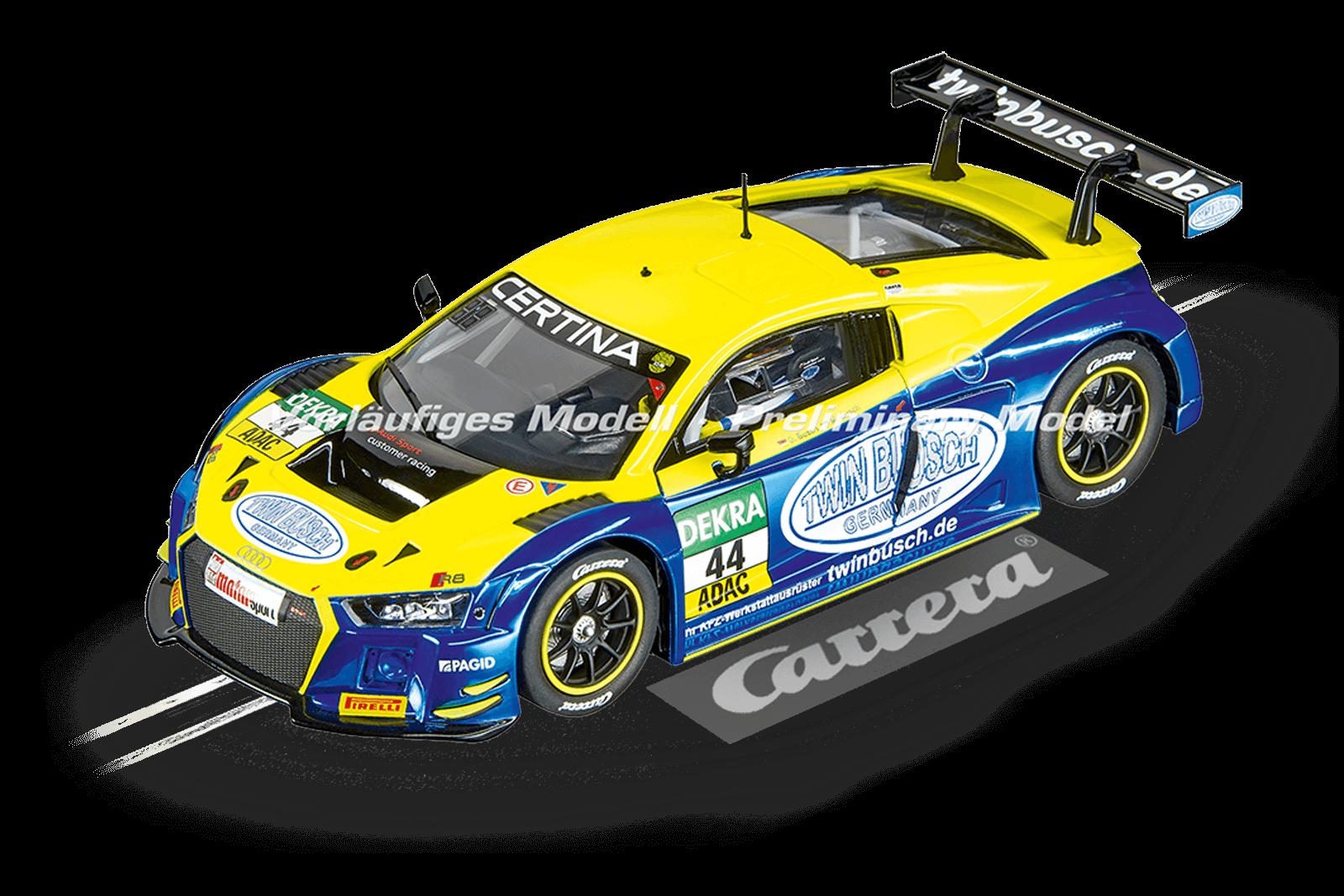 """27582 Evo: Audi R8 LMS """"Twin Busch, No.44"""", Carrera"""