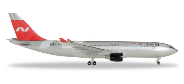 "531771 Airbus A330-200 ""Nordwind Airlines"", Herpa Wings"