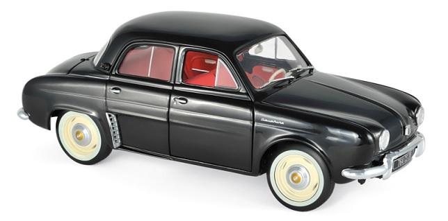 185169 Renault Dauphine 1958, zwart, Norev