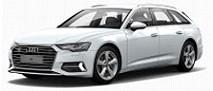 501.18.062.31 Audi A6 Avant 2018 Glacier White, Audi