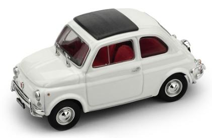 R465-03 Fiat 500L Chiusa 1968-1972, wit, Brumm