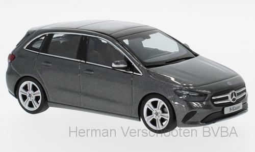 B66960456 Mercedes-Benz B-Klasse (W247), met. grijs, Herpa