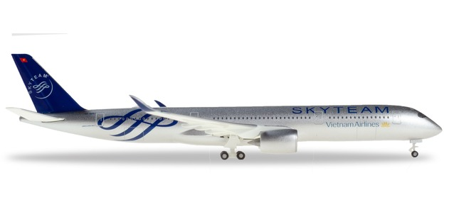"532693 Airbus A350-900 ""Vietnam Air, SkyTeam"", Herpa Wings"