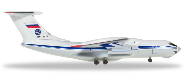 "532631 Ilyushin IL-76 224 ""Flight Unit State Airlines"", Herpa Wings"