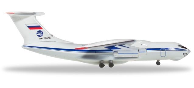 "532631 Ilyushin IL-76 224 ""Flight Unit State Airlines"", Herpa Wings"