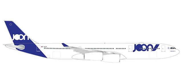 """532709 Airbus A340-300 """"Joon"""", Herpa Wings"""