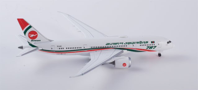 "532730 Boeing 787-8 D. ""Biman Bangladesh"", Herpa Wings"