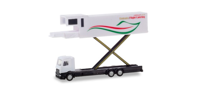 "559607 Catering Truck A380 ""Emirates Flight"", Herpa Wings"