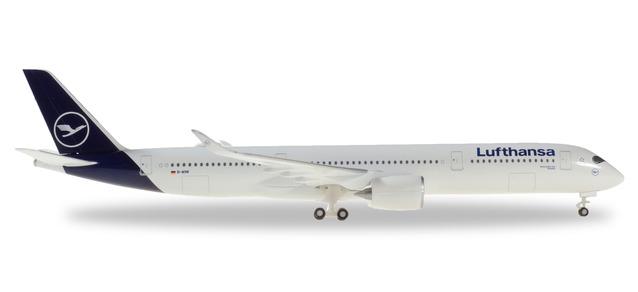 "532983 Airbus A350-900 ""Lufthansa Schwerin"", Herpa Wings"