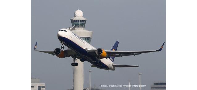 """533102 Boeing 767-300 """"Icelandair Elgjà"""", Herpa Wings"""