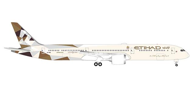 """533119 Boeing 787-10 D. """"Etihad Airways"""", Herpa Wings"""