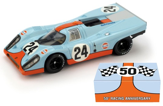 "R555 Porsche 917K #24 ""1000km of Spa 1970"", Brumm"