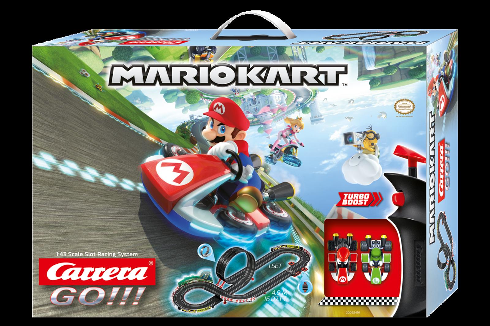 62491 Go!!! Nintendo Mario Kart 8, Carrera