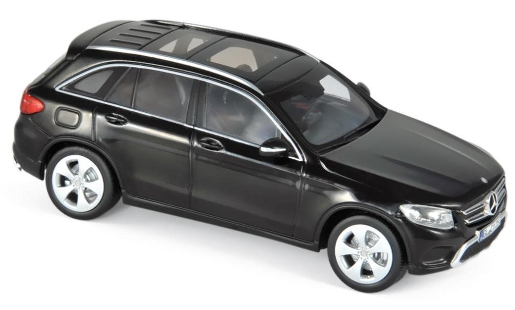 351311 Mercedes-Benz GLC 2015, zwart, Norev