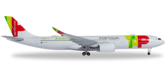 "532860 Airbus A330-900 neo ""TAP Air Portugal"", Herpa Wings"