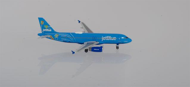 "533096 Airbus A320 ""JetBlue"", Herpa Wings"