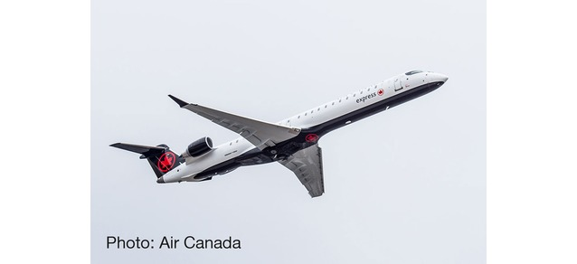 "533164 Bombardier CRJ-900 ""Air Canada Express"", Herpa Wings"