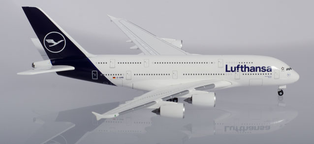 """533072 Airbus A380-800 """"Lufthansa"""", Herpa Wings"""