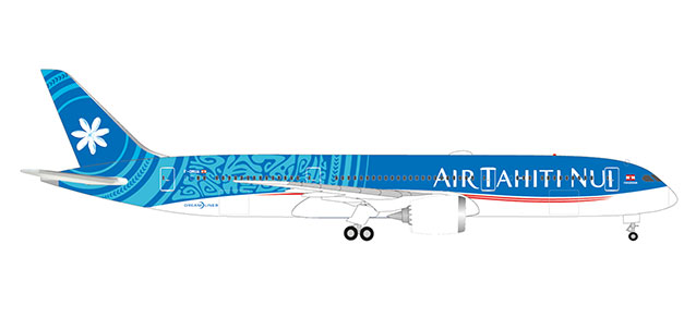 "533157 Boeing 787-9 D. ""Air Tahiti Nui"", Herpa Wings"