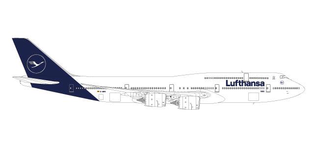 "559188 Boeing 747-8 I. ""Lufthansa"", Herpa Wings"
