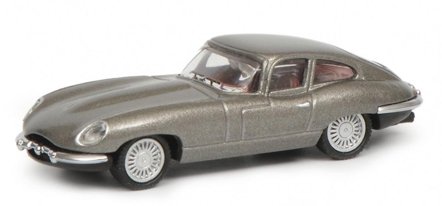 452639800 Jaguar E-Type, grijs, Schuco