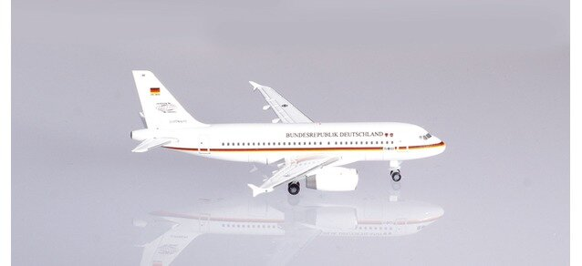 "533409 Airbus A319 ""Luftwaffe Flugbereitsch."", Herpa Wings"
