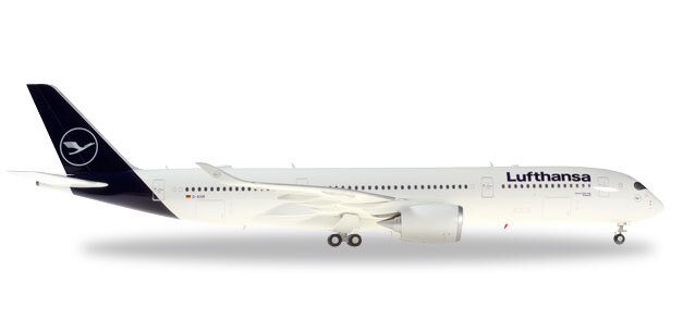 "559577 Airbus A350-900 ""Lufthansa nc Schwerin"", Herpa Wings"